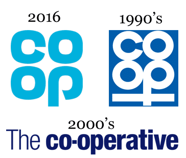 Co-operative re branding